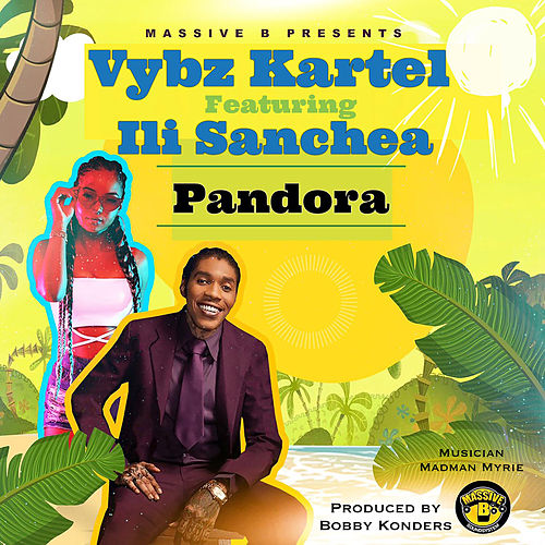 Massive B Presents: Pandora by VYBZ Kartel