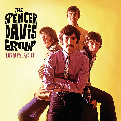 Live In Finland '67 de The Spencer Davis Group
