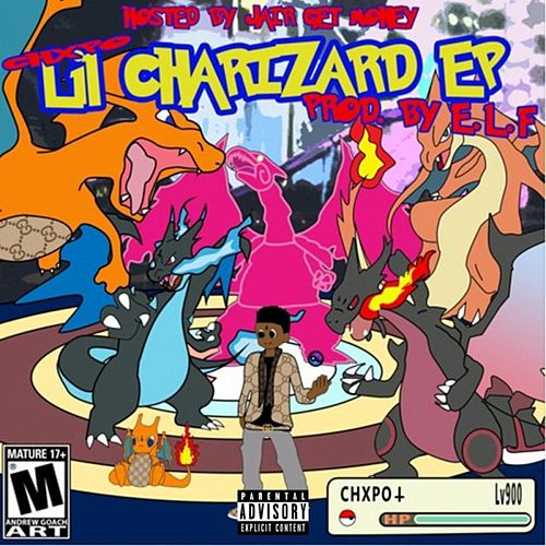 Lil Charizard by Various Artists