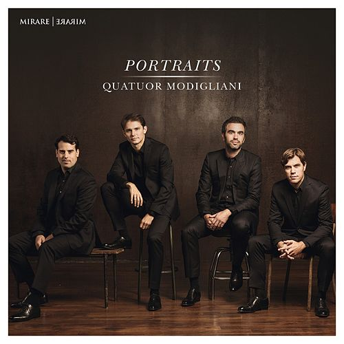 Portraits de Quatuor Modigliani