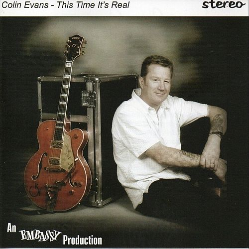This Time It's Real von Colin Evans