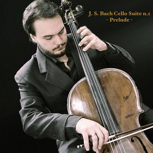 J. S. Bach Cello Suite n. 1 - Prelude by Angelo Federico
