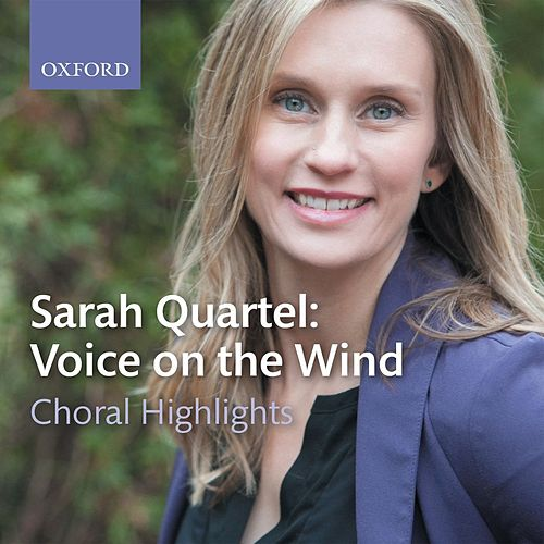 Sarah Quartel: Voice on the Wind by Various Artists