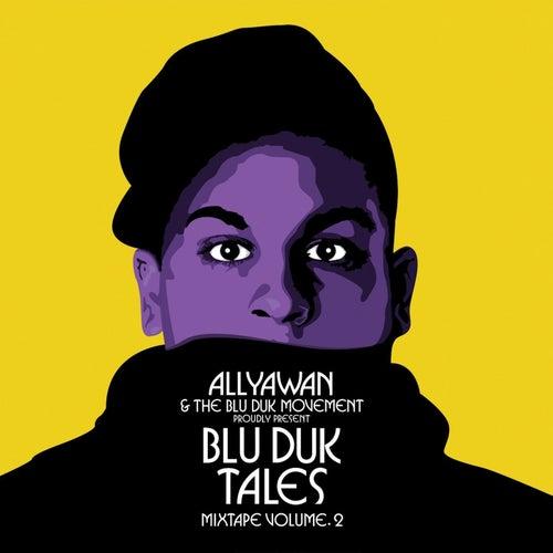 Blu Duk Tales Vol. 2 by Allyawan