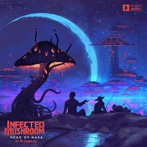 Head of NASA and the 2 Amish Boys by Infected Mushroom