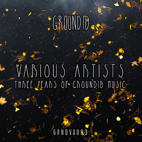 Three Years Of Groundid Music - EP von Various Artists