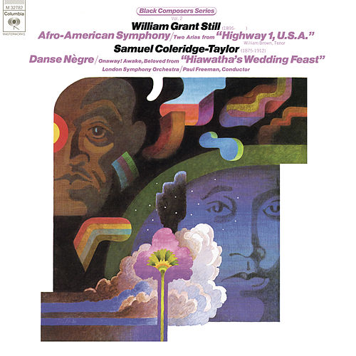 Black Composer Series, Vol. 2: William Grant Still & Samuel Coleridge-Taylor (Remastered) de Paul Freeman