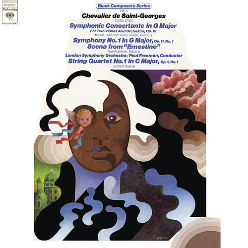 Black Composer Series, Vol. 1: Chevalier de Saint-Georges (Remastered) de Paul Freeman