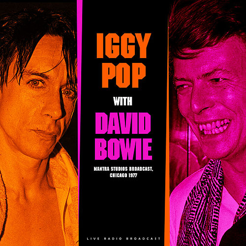 Live at Mantra Studios Broadcast 1977 (Live) by Iggy Pop