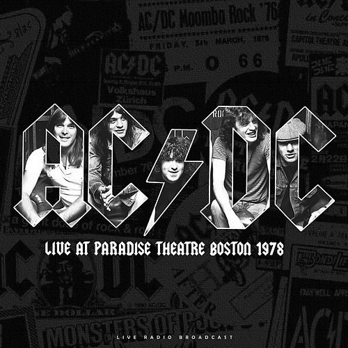Live At Paradise Theatre Boston 1978 (Live) de AC/DC