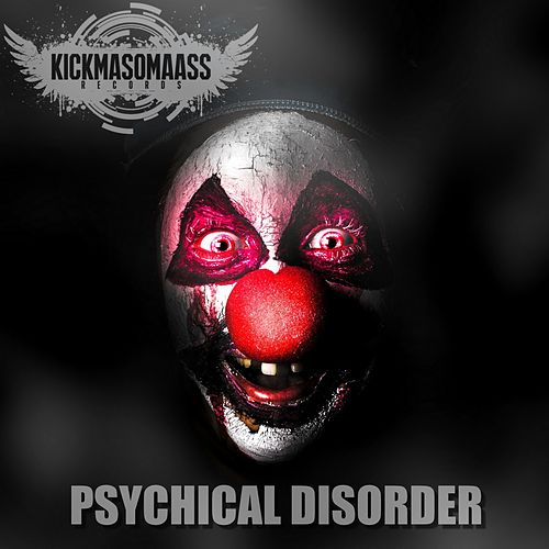 Psychical Disorder by Andy Bsk