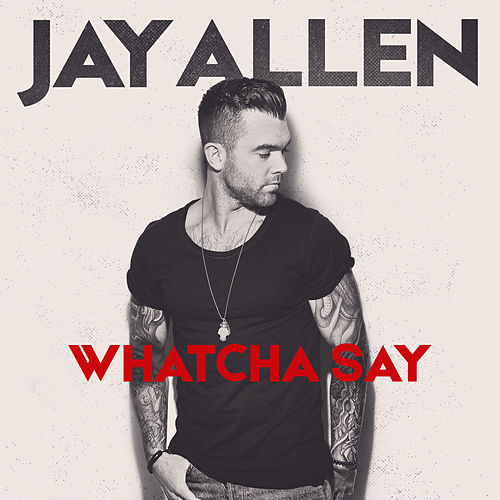 Whatcha Say by Jay Allen