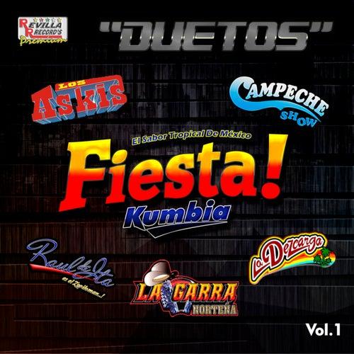 Duetos, Vol. 1 de Fiesta Kumbia