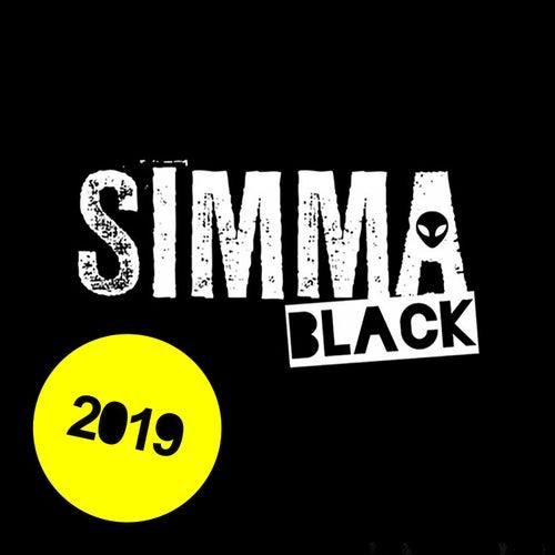 The Sound of Simma Black 2019 - EP de Various Artists