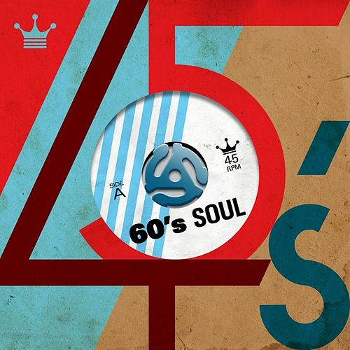 60's Soul 45's by Various Artists