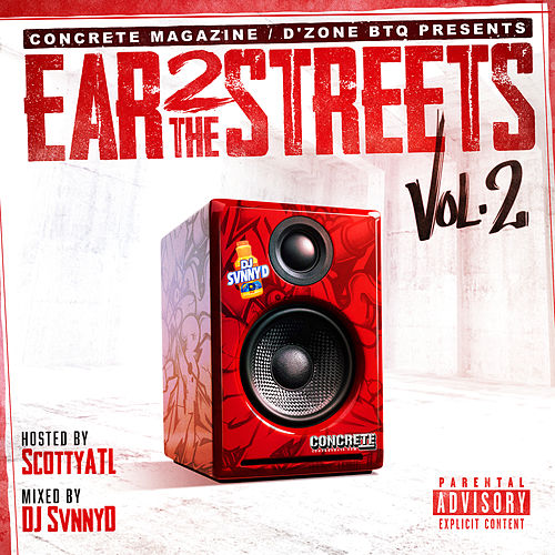 Ear 2 the Streets, Vol. 2 von Various Artists