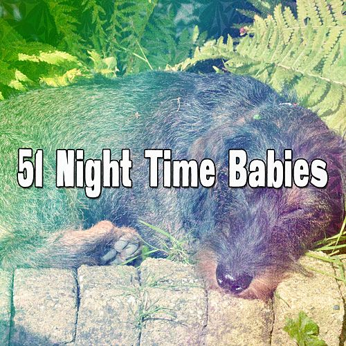 51 Night Time Babies von Rockabye Lullaby