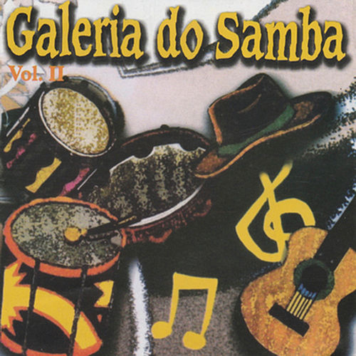 Galeria do Samba, Vol. II by Various Artists