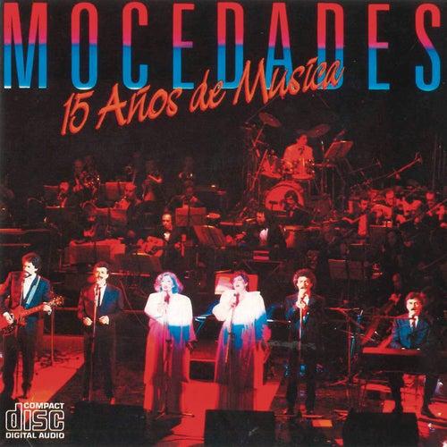 15 Años De Musica de Mocedades