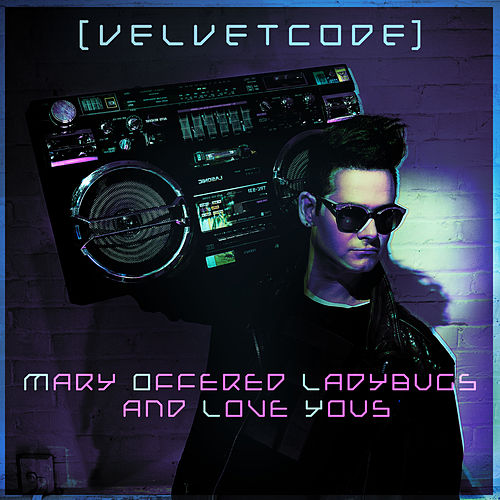 Mary Offered Ladybugs and Love Yous by Velvet Code