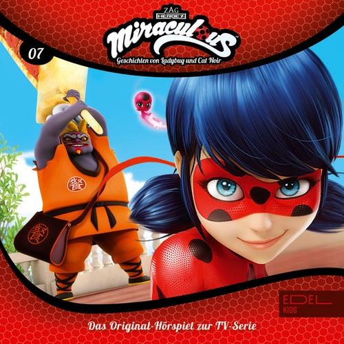 Folge 7: Der Mime / Kung Food (Das Original-Hörspiel zur TV-Serie) von Miraculous