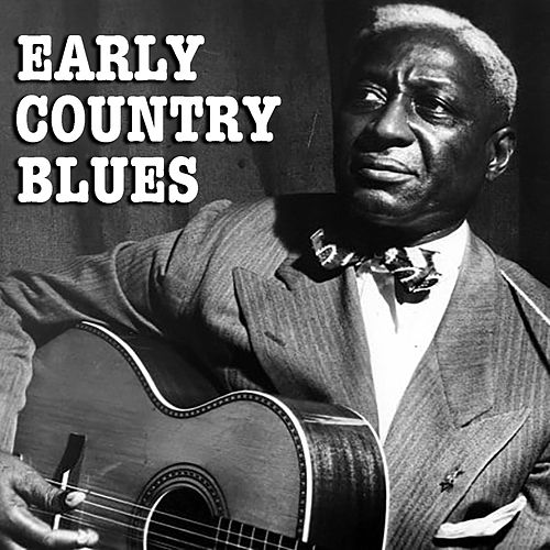 Early Country Blues de Various Artists