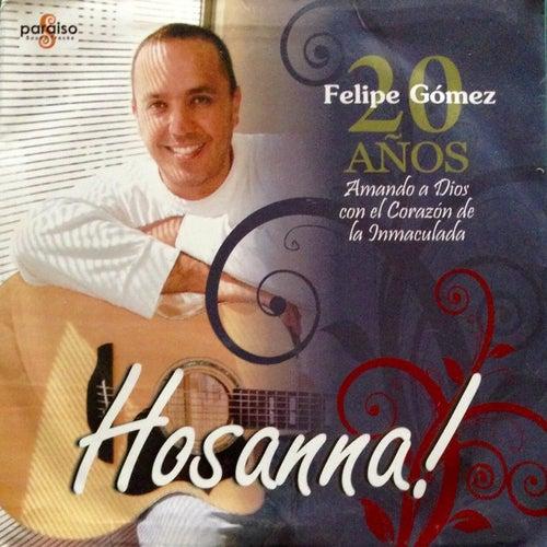 Hosanna (20 Años) de Felipe Gomez