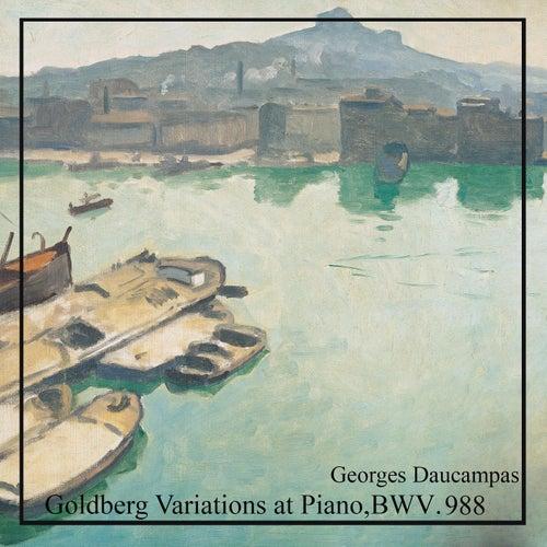 Goldberg Variations at Piano, BWV. 988 von Georges Daucampas
