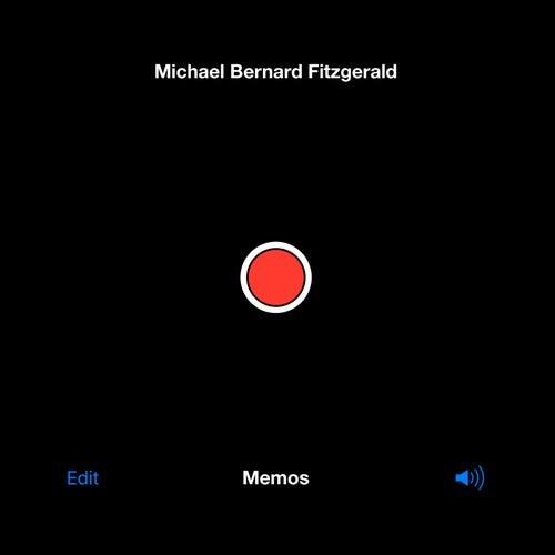 Memos by Michael Bernard Fitzgerald