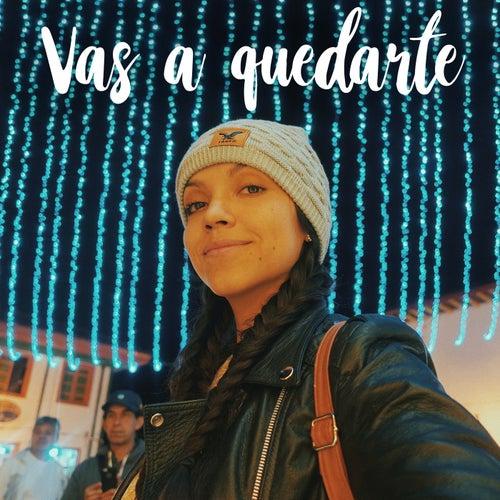 Vas a quedarte by Laura Naranjo