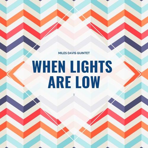 When Lights Are Low de John Coltrane