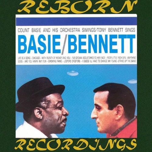 Basie Swings, Bennett Sings (Expanded,HD Remastered) von Tony Bennett