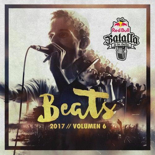 Beats 2017 Vol. 6 de Red Bull Batalla de los Gallos