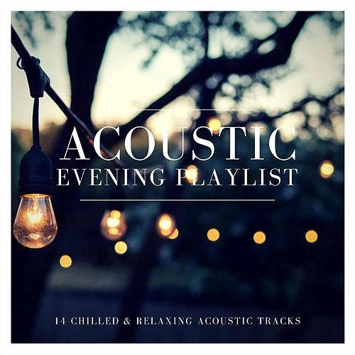 Acoustic Evening Playlist: 14 Chilled and Relaxing Acoustic Tracks by Various Artists