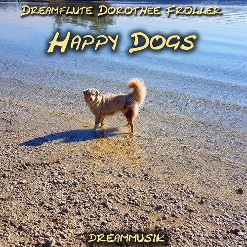 Happy Dogs von Dreamflute Dorothée Fröller