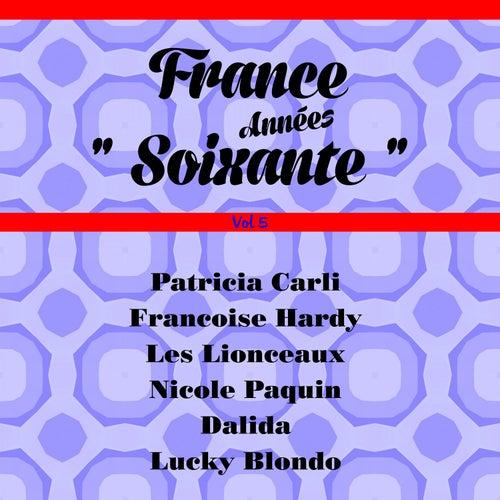 France années soixante, Vol. 5 de Various Artists