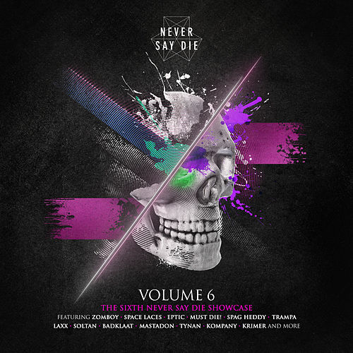 Never Say Die Vol. 6 by Various Artists