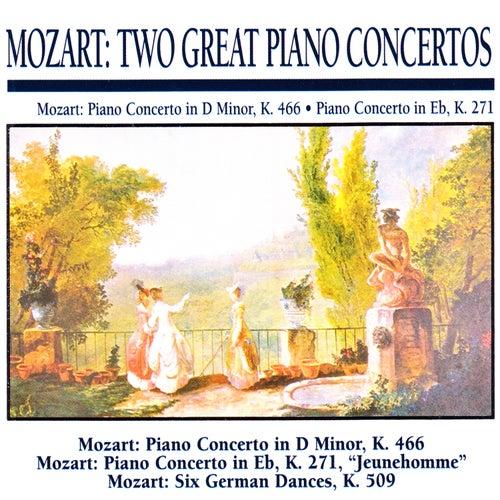 Mozart: Two Great Piano Concertos: Piano Concerto in D Minor, K. 446 · Piano Concerto in E Flat, K. di Slovak Philharmonic Orchestra