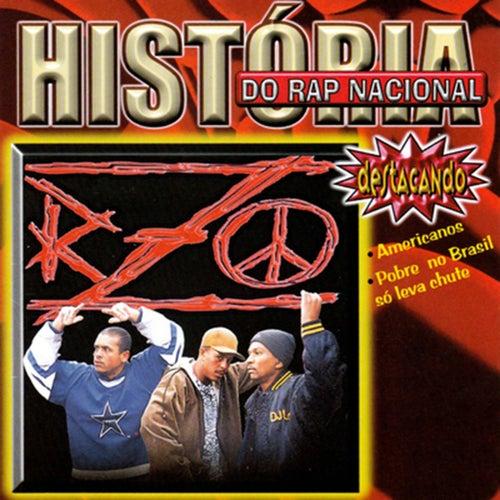 História do Rap Nacional von RZO