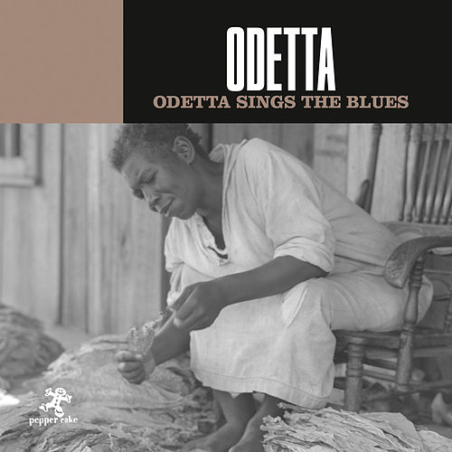 Odetta Sings The Blues de Odetta