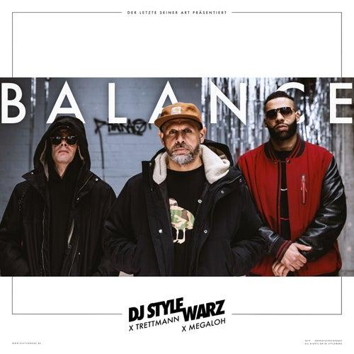 Balance (feat. Trettmann & Megaloh) by DJ Stylewarz