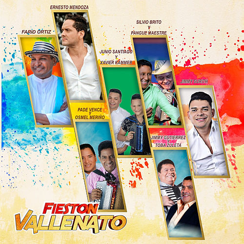 Fieston Vallenato von Various Artists
