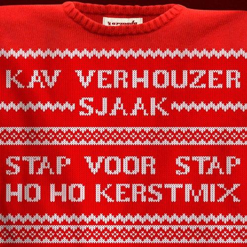 Stap Voor Stap (Ho Ho Kerstmix) von Kav Verhouzer