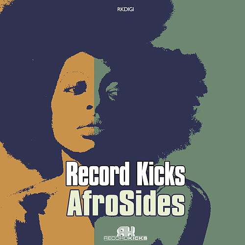 Record Kicks Afro Sides by Various Artists