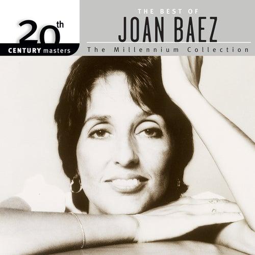 20th Century Masters: The Best Of Joan Baez - The Millennium Collection von Joan Baez