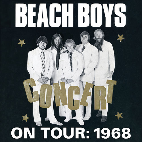 The Beach Boys On Tour: 1968 (Live) by The Beach Boys