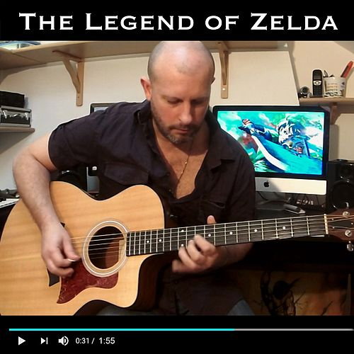 The Legend of Zelda de Christophe Deremy