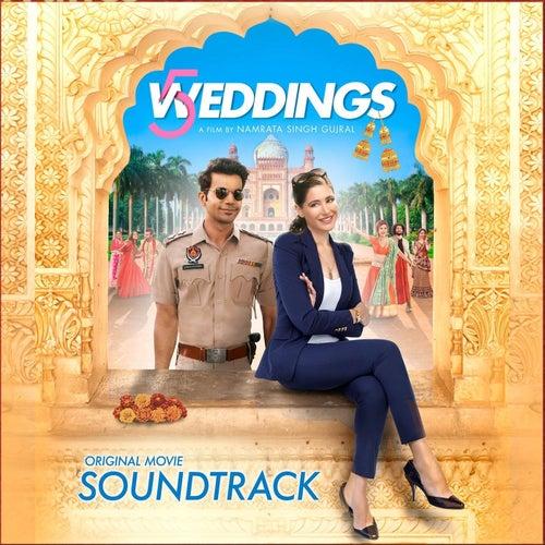 5 Weddings (Original Soundtrack) by Various Artists