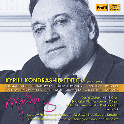 Kyrill Kondrashin Edition (1937-1963) by Various Artists