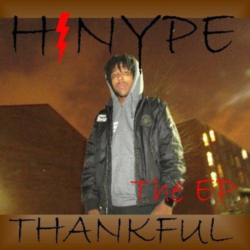 Thankful EP van Hinype